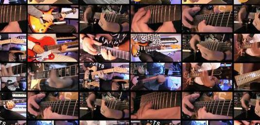 Clases de guitarra online con skype