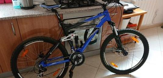 Mountain bike schwin 405 elite nueva doble amortig