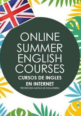 Online* curos de ingles para verano