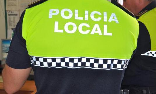 Temario policia local andalucia resumen pdf