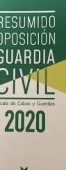 Temario resumen oposiciones guardia civil