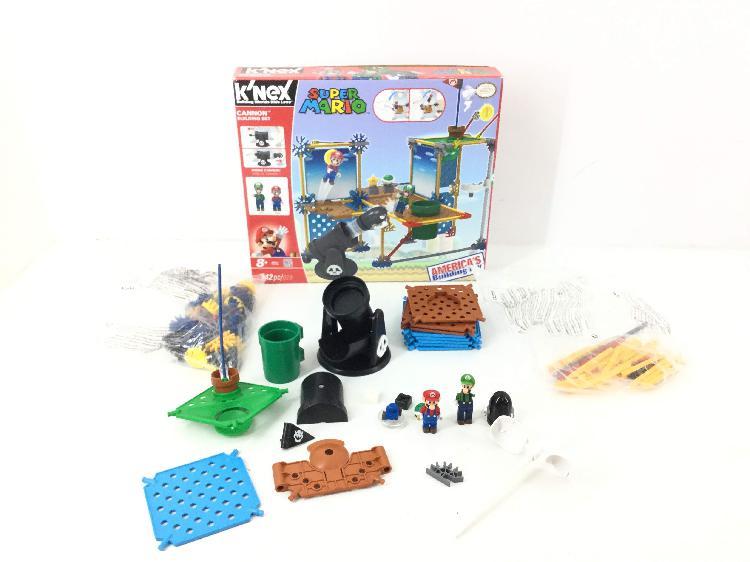 Juegos de mesa otros super mario cannon building set