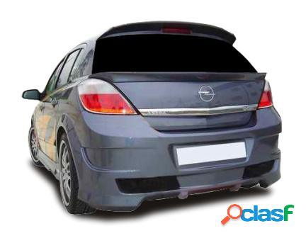 Paragolpes trasero opel astra 2005 (h) punisher