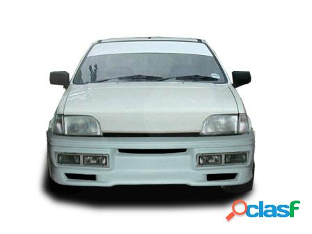 Paragolpes delantero ford fiesta xr2 without headlights