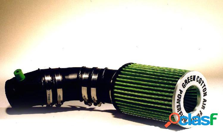 Filtro green power flow intake kit ford sierra cosworth 2wd 86-90 204
