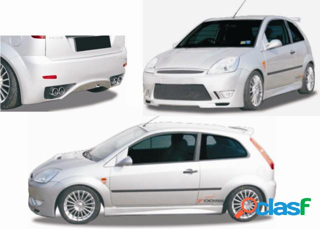 Kit completo ford fiesta 6º mod. thor