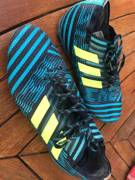 Adidas nemeziz 18.1 talla 38 dos tercios