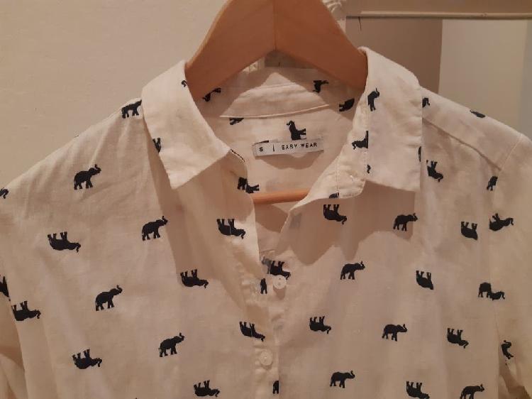 Camisa elefantitos