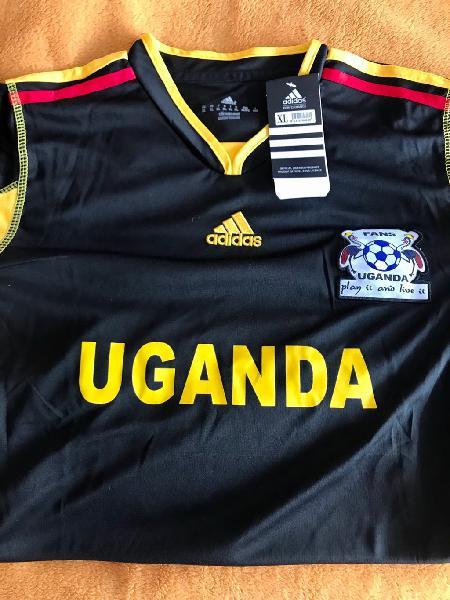 Camiseta adidas fans uganda