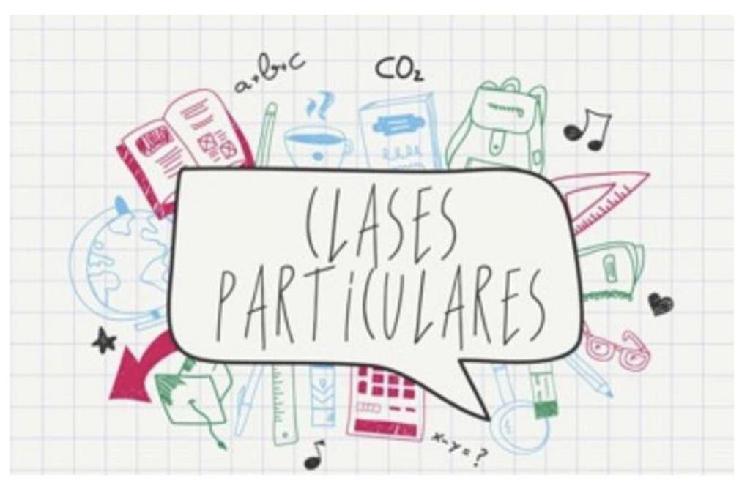 Clases particulares nivel instituto