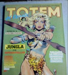 Comic totem nueva época nº 47