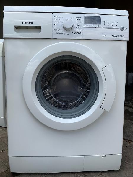 Envio 17 de junio. lavadora siemens 7kg 1200rpm a+