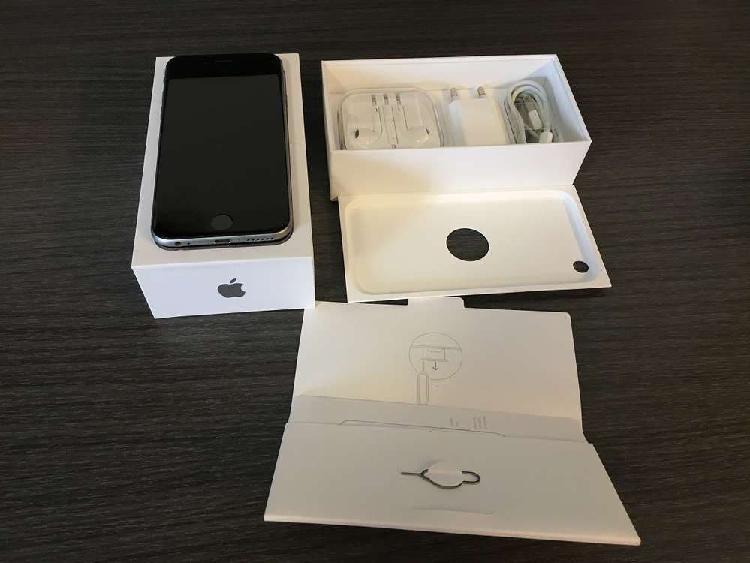 Iphone 6s 64gb gris espacial