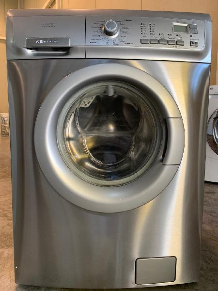 Lavadora electrolux inox 6kg 1200rpm a+. garantia
