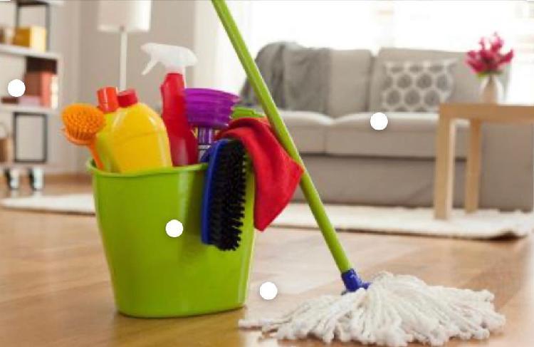Limpieza casa y pisos