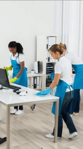 Limpieza de empresas o edificios / hogar ..