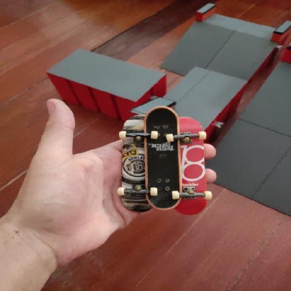 Patinetes finger skate tech deck