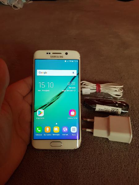 Samsung galaxy s6 edge blanco nuevo