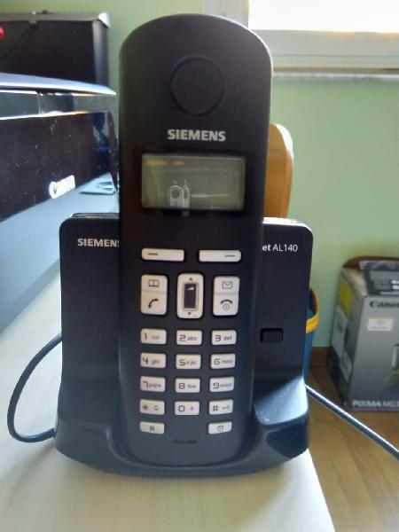 Teléfono inalámbrico siemens gigaset al140