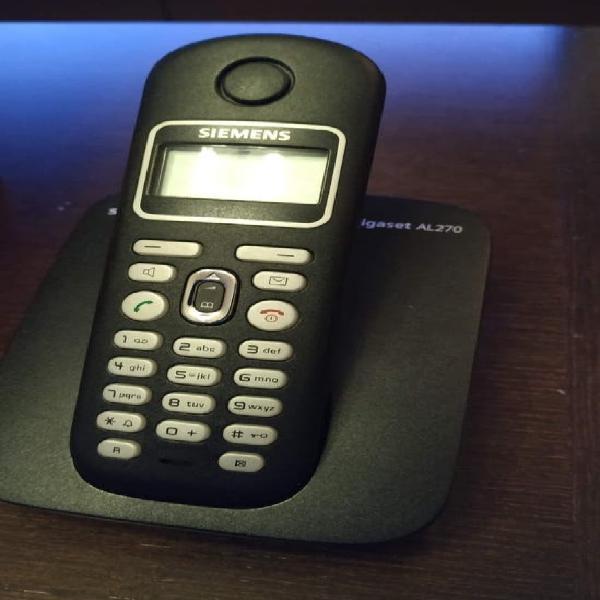 Telefono inalámbrico siemens