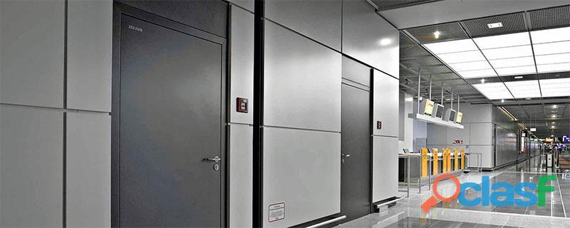 Puertas industriales para el sector público 4