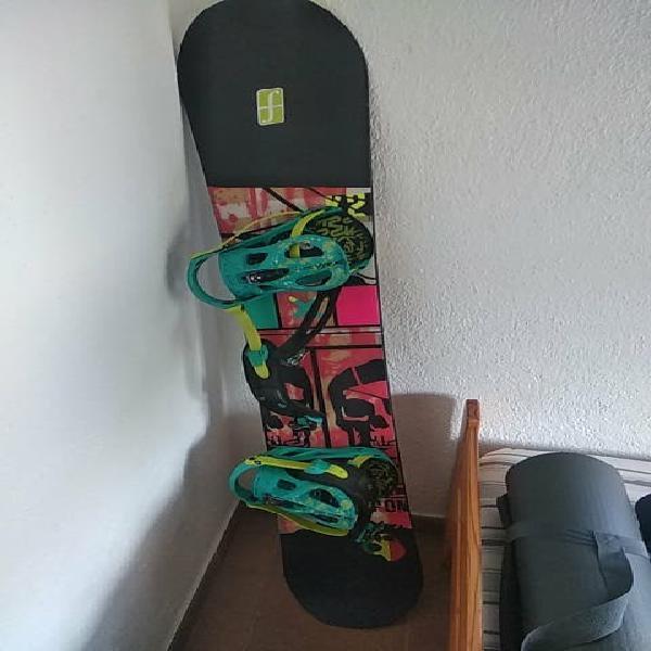 Tabla snowboard de calidad