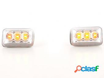 Intermitentes laterales led para seat toledo (tipo 1l) -98 fk automot