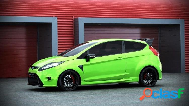 Kit completo ford fiesta mk7 rs look maxton design
