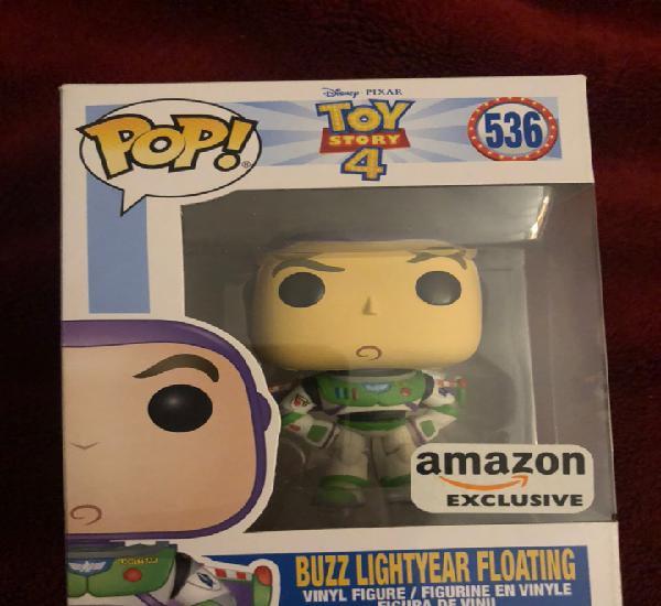 Buzz lightyear floating amazon exclusive funko pop