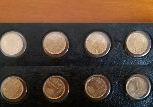 Colección pesetas reinado juan carlos i