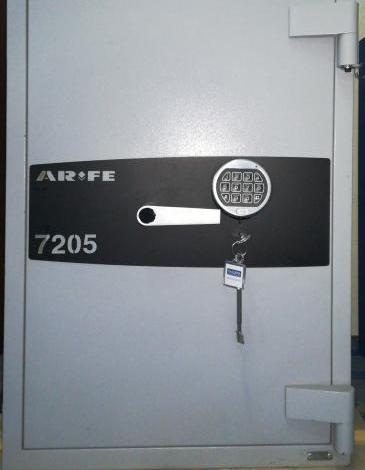 Caja fuerte arfe-7205 gºi