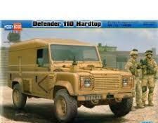 Defender xd 110 hardtop hobby boss 1/35