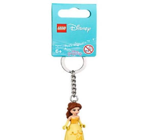 Lego 853782 llavero de bella disney ¡new!