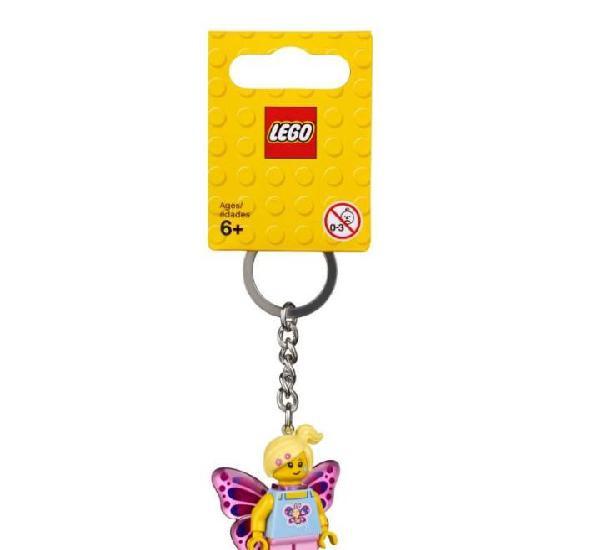 Lego 853795 llavero chica mariposa ¡new!
