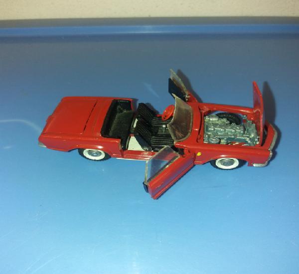 Mercedes tekno dinamarca no corgi toys dinky toys