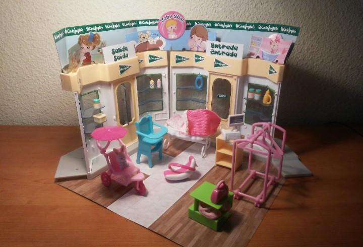 Mobiliario baby shop el corte inglés barriguitas de famosa