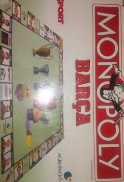 Monopoly barsa año 1996. coleccionistas