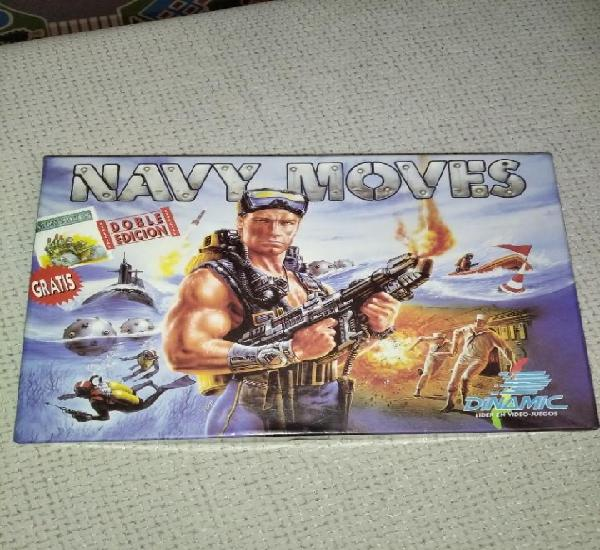 Navy moves msx