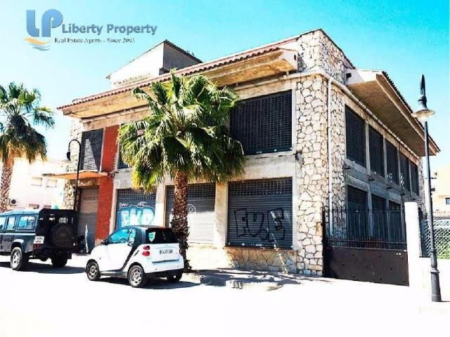 Proyecto de macro restaurante y pequeño hotel en n340 de