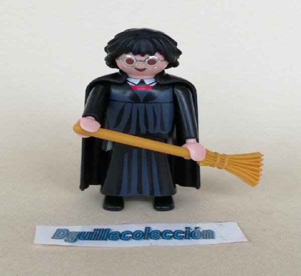 Playmobil figura custom mago harry potter