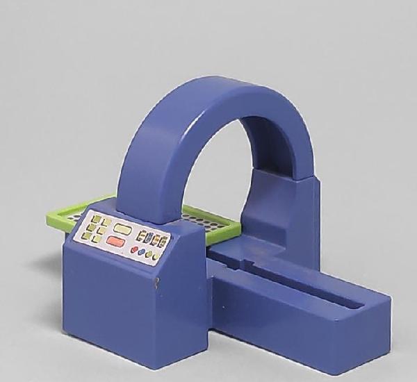 Playmobil ref. 4346 escáner resonancia veterinario