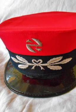 Renfe gorra no usada factor circulación
