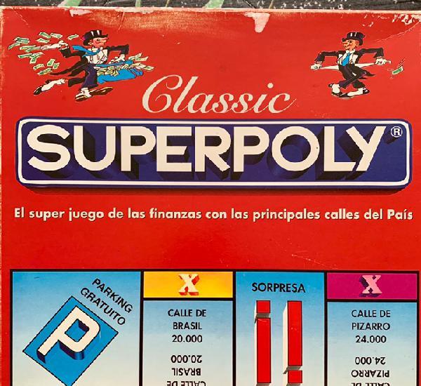 Súperpoly. años 70