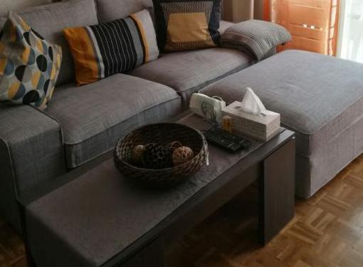 Sofá dos plazas kivik