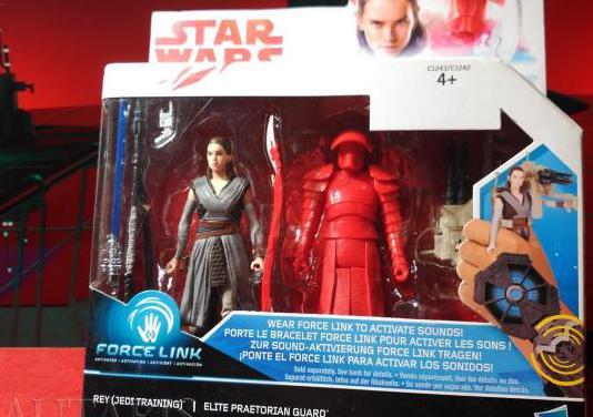 Star wars force link - rey y elite guard