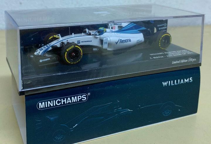 Williams martini racing - massa - minichamps 1:43