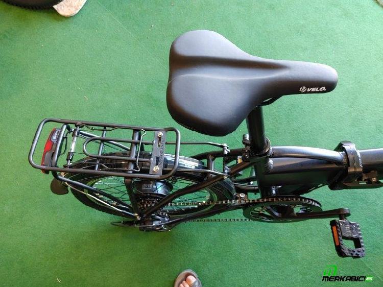 Zetabikes vende bici plegable electrica