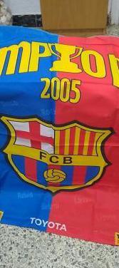 Banderas del barça