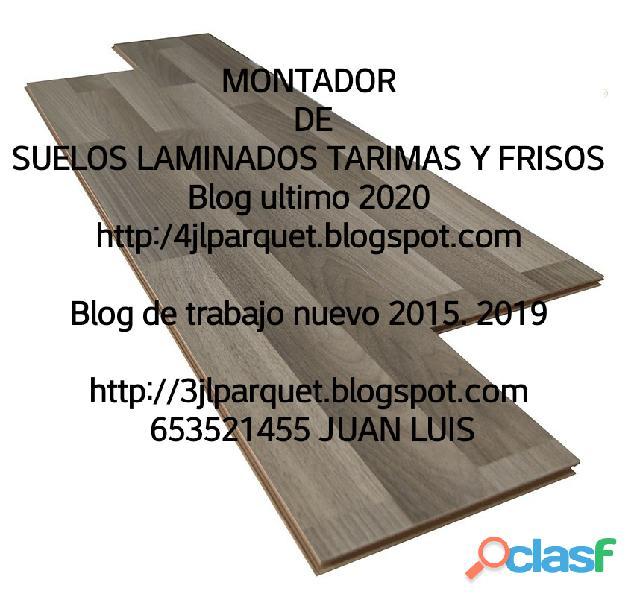 montadores de suelos laminados tarimas y frisos 1