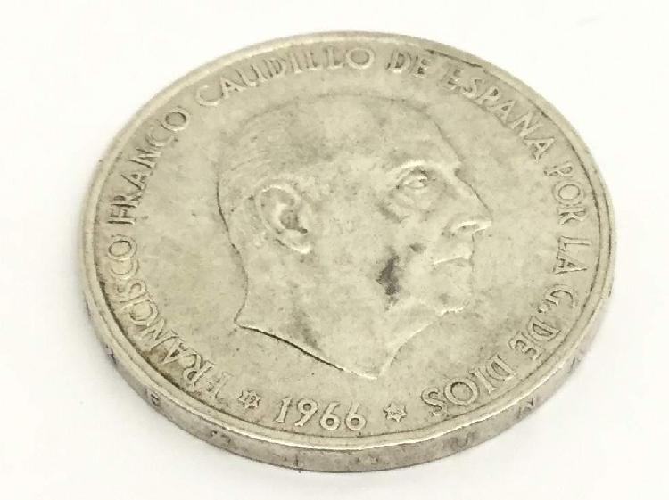 Objetos insolitos generico moneda 100 ptas franco caudillo